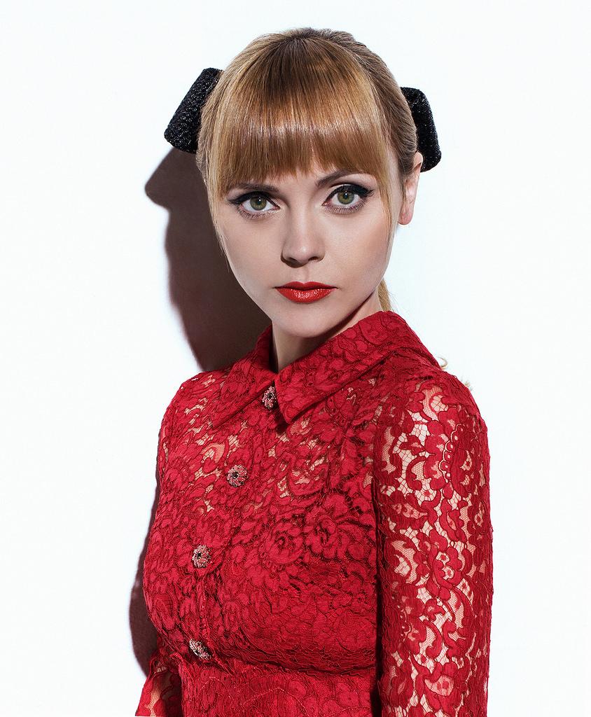 Кристина Риччи — Фотосессия для «S Moda» 2016