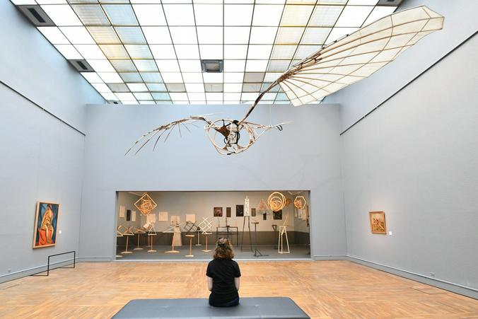 Около 250 работ авангардного искусства увидят москвичи в Новой Третьяковке