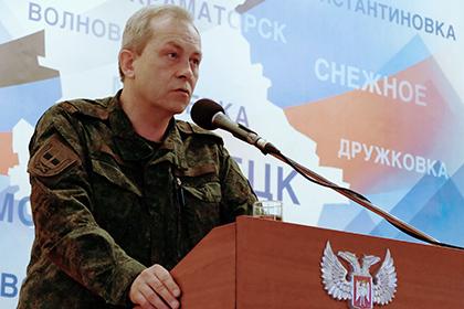 В ДНР сообщили о перехваченном докладе Порошенко по потерям в Донбассе