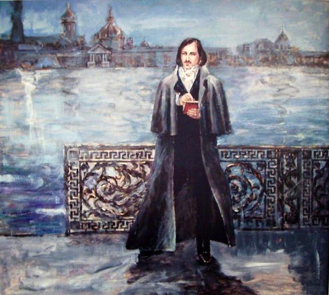 Известно, что Гоголь никогда не расставался с Евангелием
