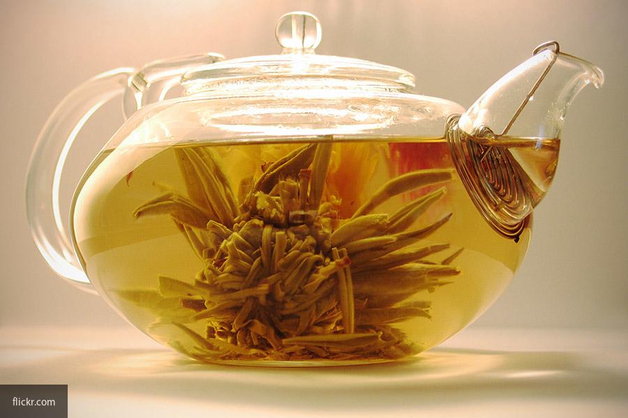 Чай может спасти от старческ…