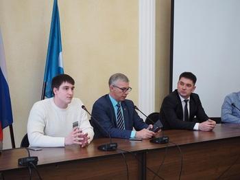 В Корсакове будет создана ячейка «Молодой Гвардии»