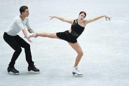 Боброва и Соловьев завоевали бронзовые медали ЧЕ в танцах на льду