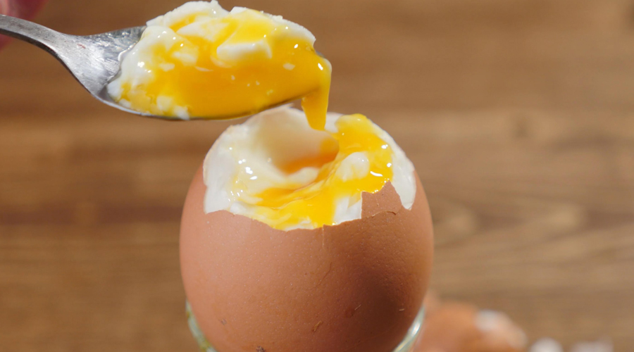 Что произойдет с твоим телом, если будешь есть 3 яйца в день
