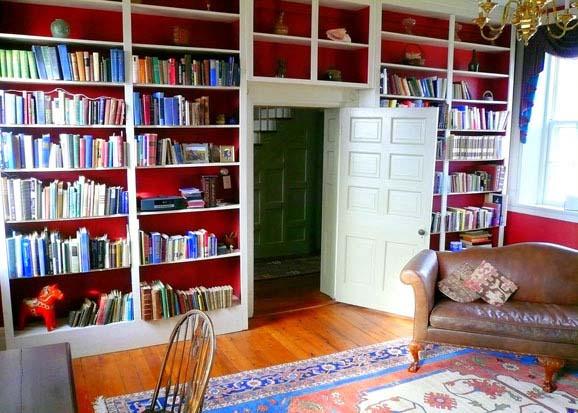 книжные стеллажи