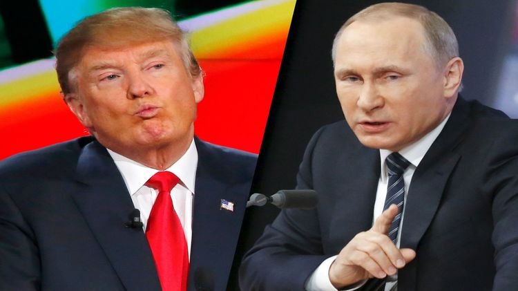 Итог опроса американцев об отношении Трампа к Путину поразил своим результатом