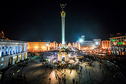 Ремейк из Киева:Украинские СМИ назвали дату начала нового Майдана