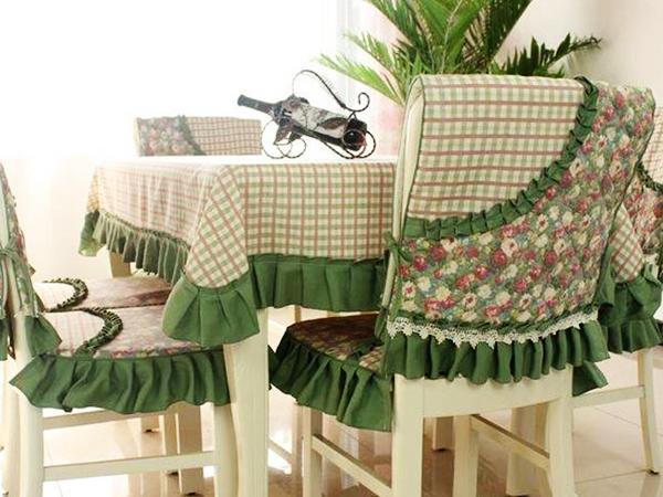 чехлы на кухонные стулья со спинкой фото 3