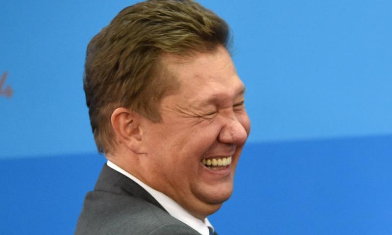Гулять так гулять: убыточный «Газпром» потратит на юбилей 100 млн рублей