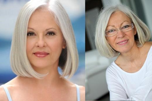 Как в 50 лет женщине оставаться в моде – 16 правильных причесок и стрижек
