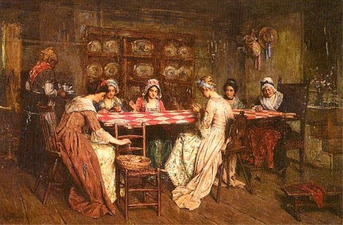 Словарь вышивальщицы