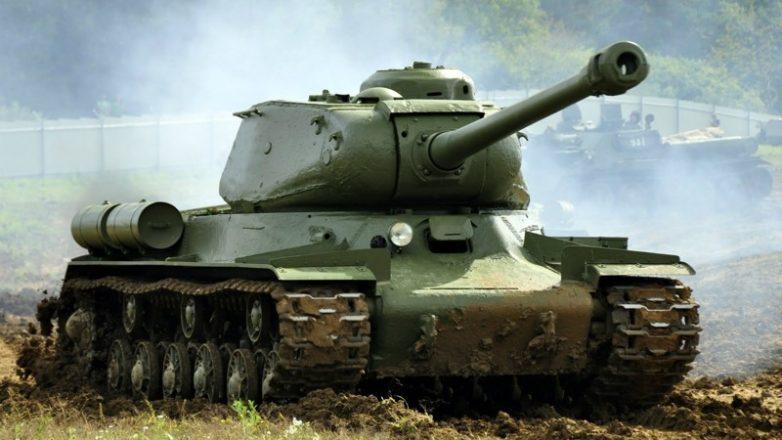 Фронтовые труженники «Иосифы Сталины»