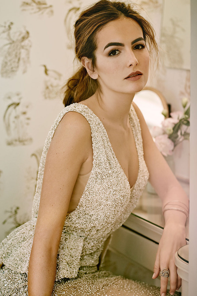 Камилла Белль — Фотосессия для «Harper's Bazaar» SG 2015
