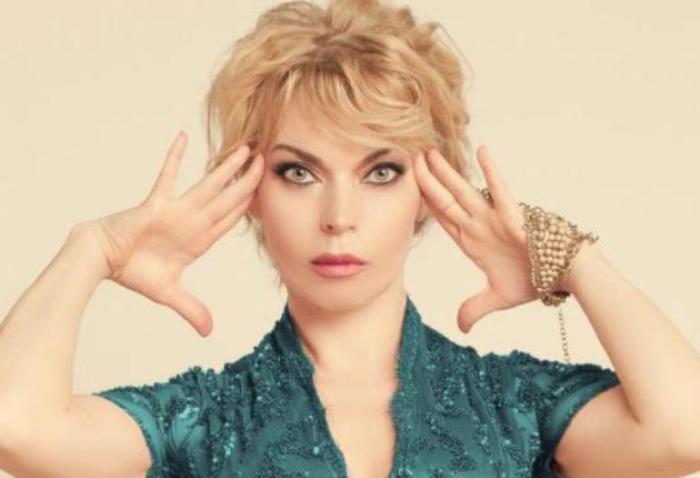 Популярная в 1990-х гг. певица Лада Дэнс | Фото: fb.ru
