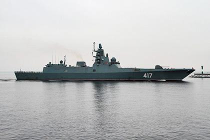 «Алмаз-Антей» провел стрельбы новейшим корабельным ЗРК «Полимент-Редут»
