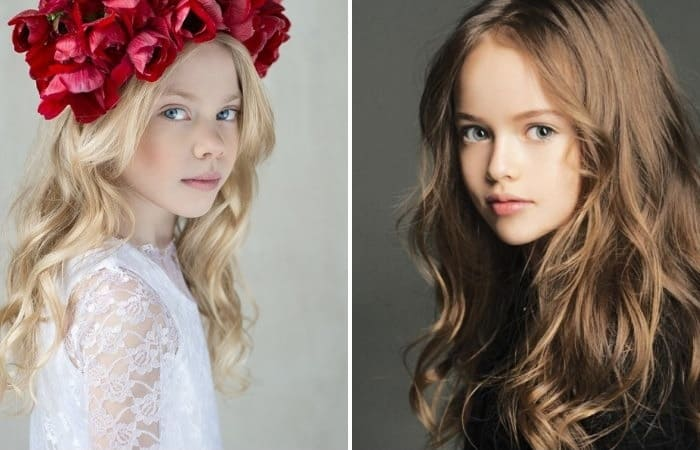 Детство на подиуме: 10 самых красивых и успешных маленьких моделей России