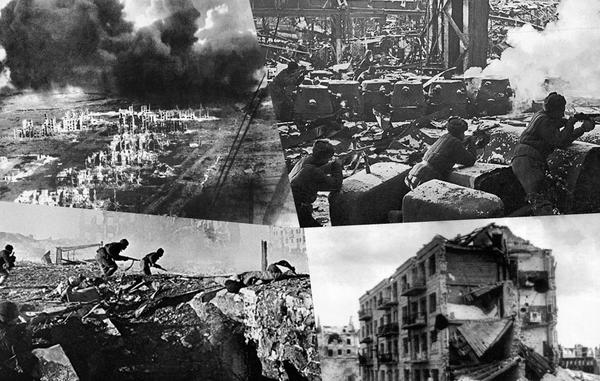 Как воевали гвардейцы Родимцева в Сталинграде