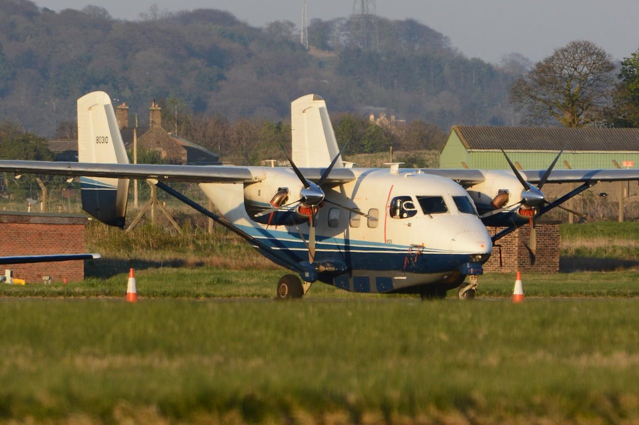 США передадут ВВС Эстонии два легких транспортных самолета М28