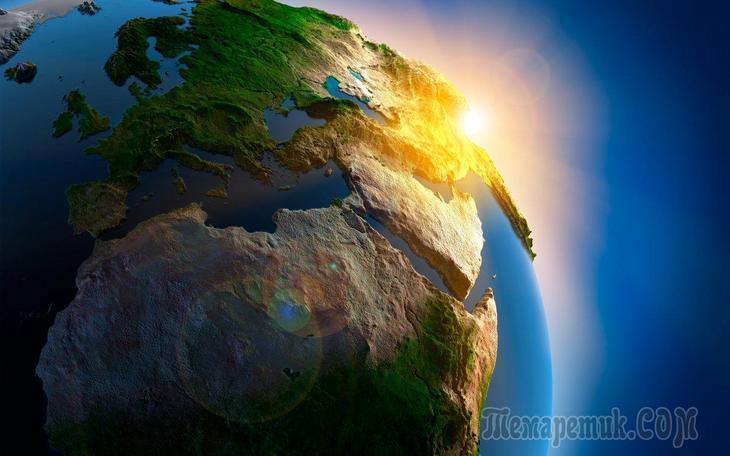 23 факта о земле, которые вы…