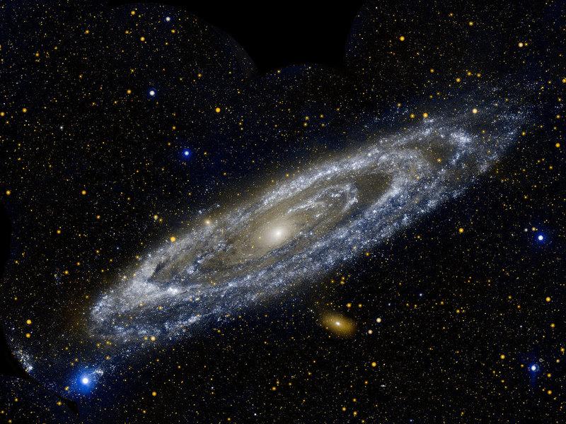 Насколько быстро расширяется Вселенная
