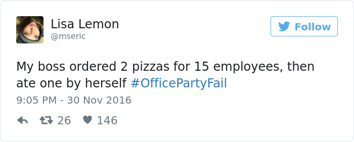 10+ Of The Most Embarrassing #OfficePartyFails Ever