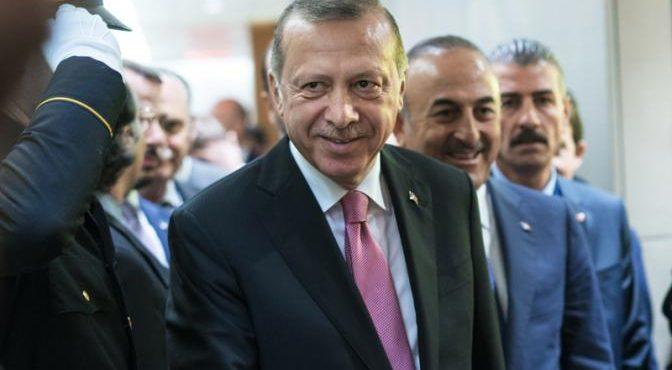 «Эрдоган должен убедить Путина вернуть Крым»