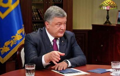 Порошенко выступил против выборов в Донбассе