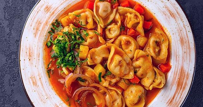 Чучвара - вкуснейшее узбекское блюдо!