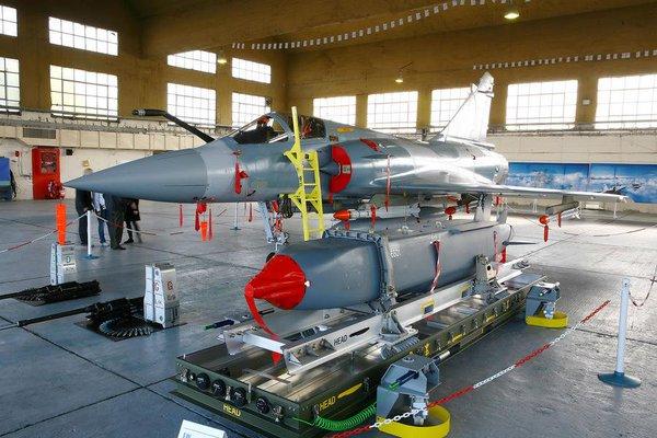 В боевых условиях применено уже 200 крылатых ракет MBDA SCALP-EG