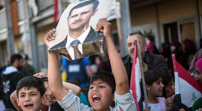 «Россия сдаст Асада или проиграет войну»