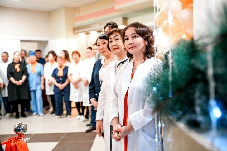 В Якутске открыт радиологический корпус онкодиспансера Хорошие, добрые, новости, россия, фоторепортаж
