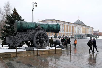 Москву признали лидером внутреннего туризма