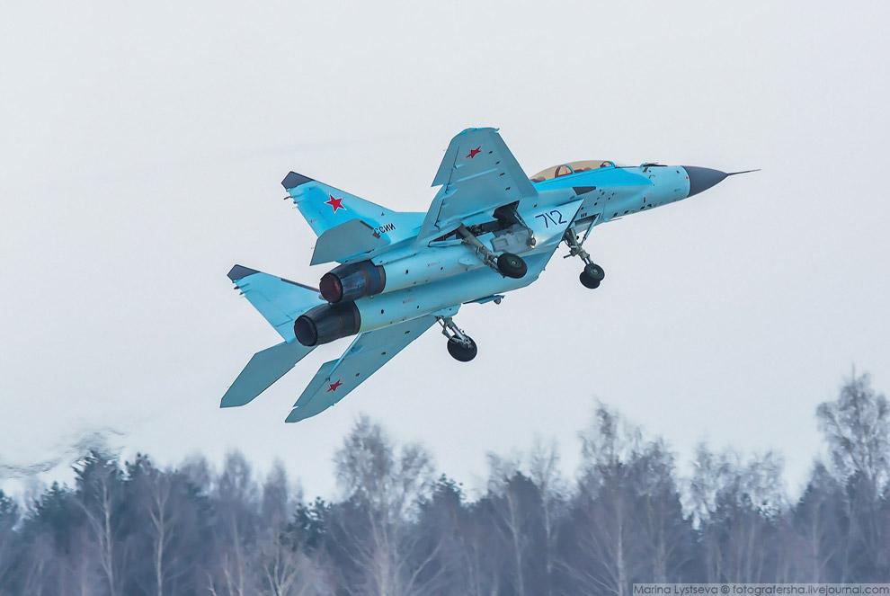 Презентация истребителя МиГ-35