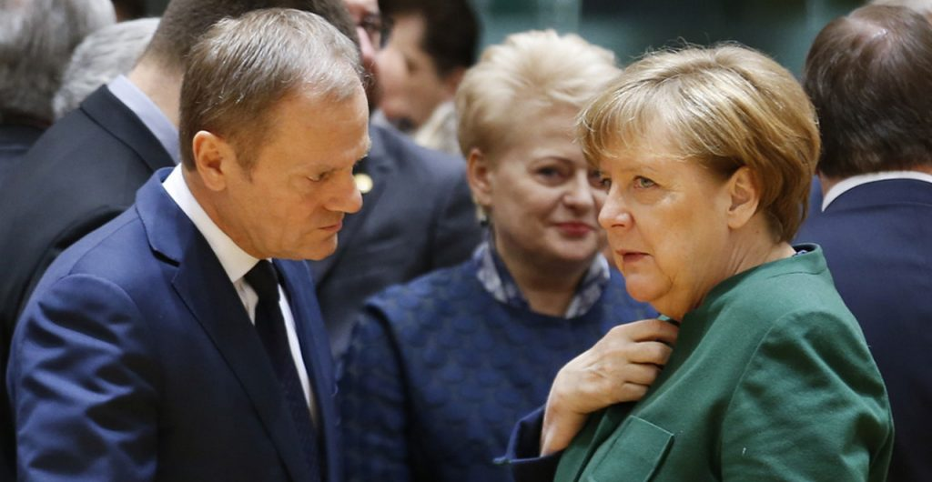 ЕС пообещал не церемониться с Британией