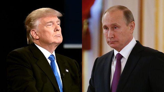 Трампу рекомендуют не обниматься с Путиным