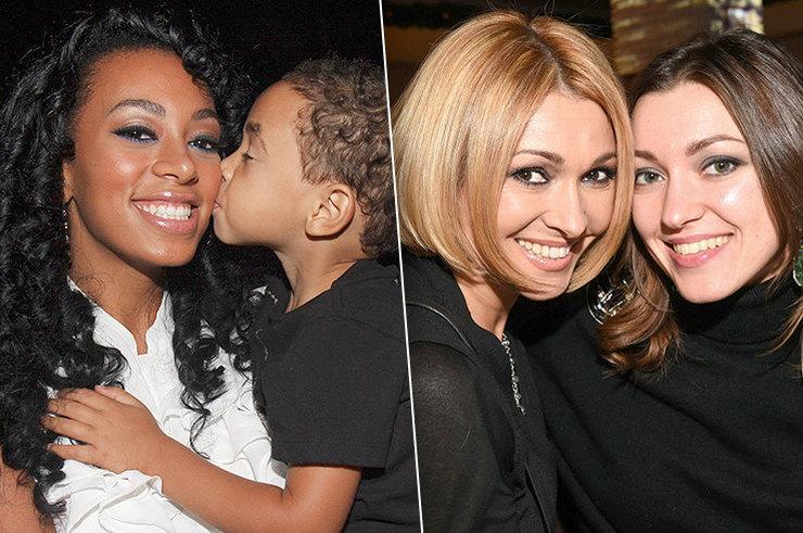 Истории знаменитостей, которые стали мамами до 18 лет
