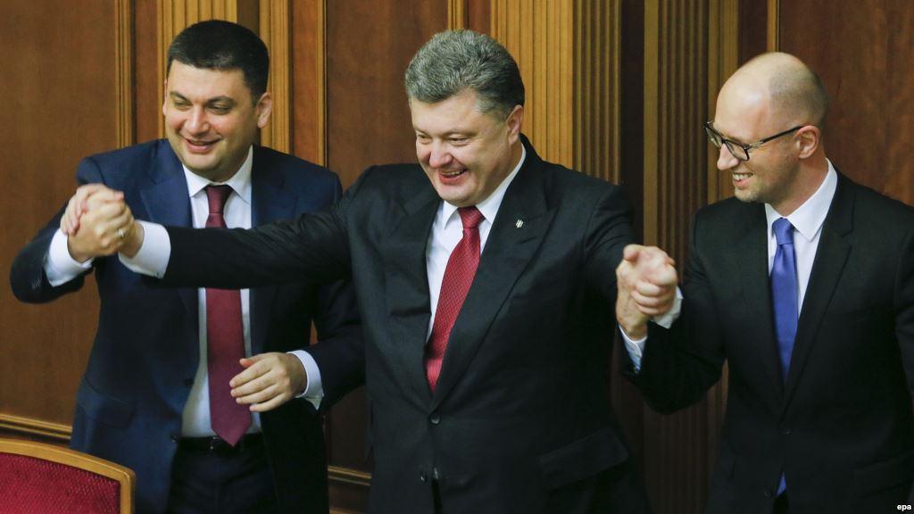 «Украсть и повысить цены» — (не)оговорки украинских политиков