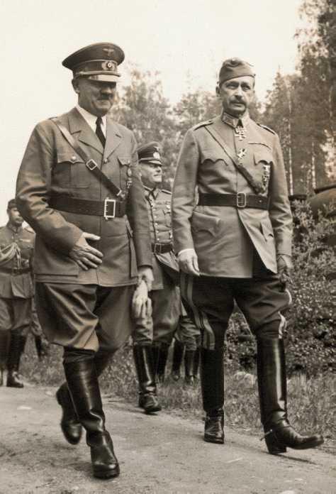 Финские концлагеря Маннергейма