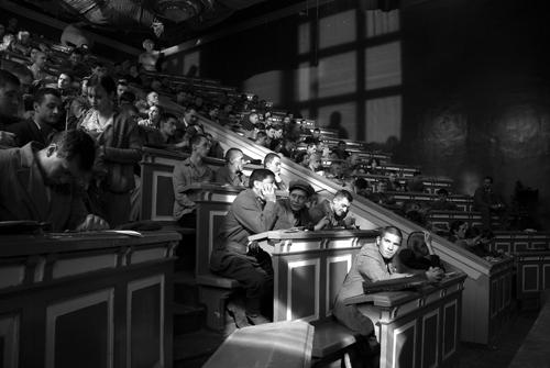 Истории о преподавателях  СССР