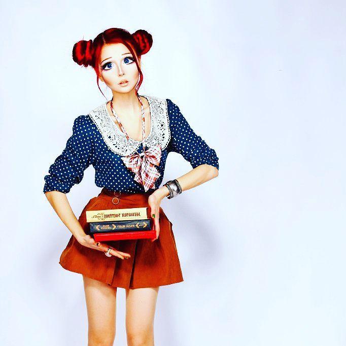Мода на живые куклы