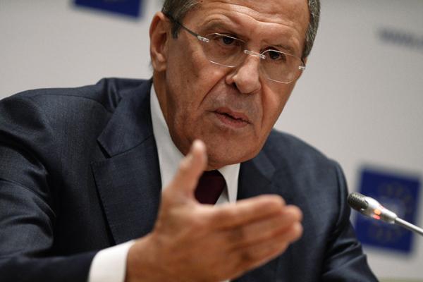 """Лавров прямо и открыто заявил: нынешнюю украинскую власть необходимо ликвидировать это """"явный беспредел"""""""