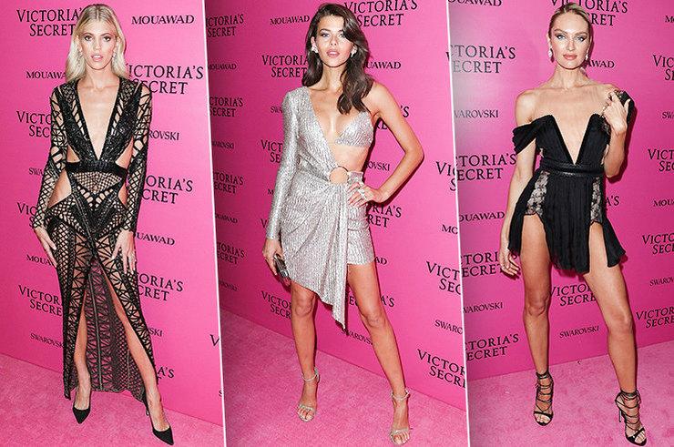 Совсем не ангелы: 10 самых «голых» образов афтепати Victoria's Secret