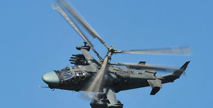 Американцы сравнили свой боевой вертолет «Апач» с российским «Аллигатором»