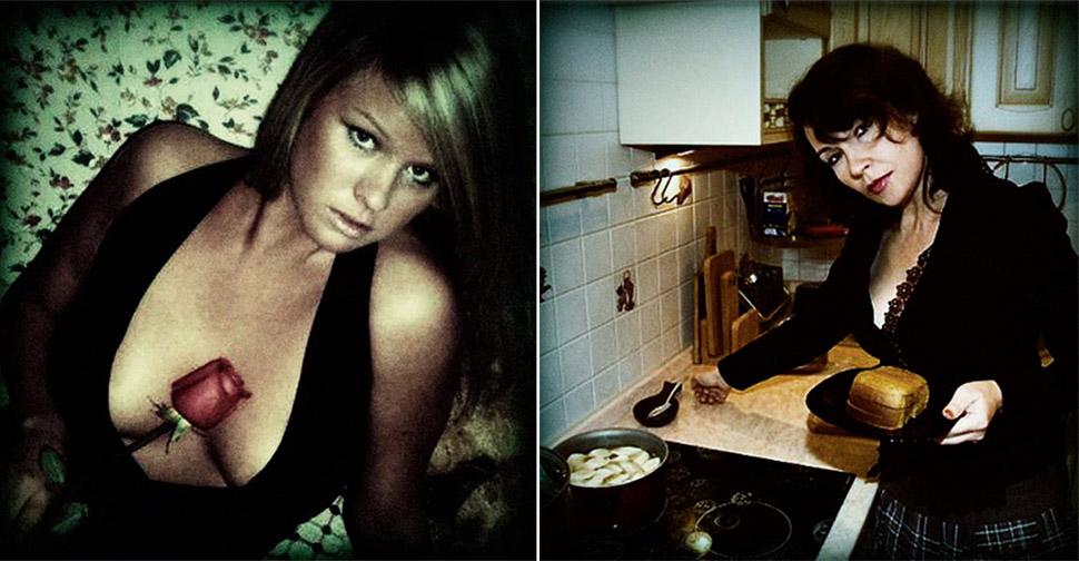 Фотографа заспамили русские девушки, но он не растерялся и сделал фотопроект