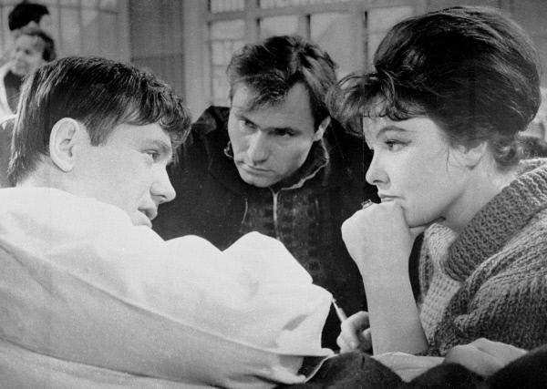 Евтушенко снялся в четырех фильмах, а Белла – в трех