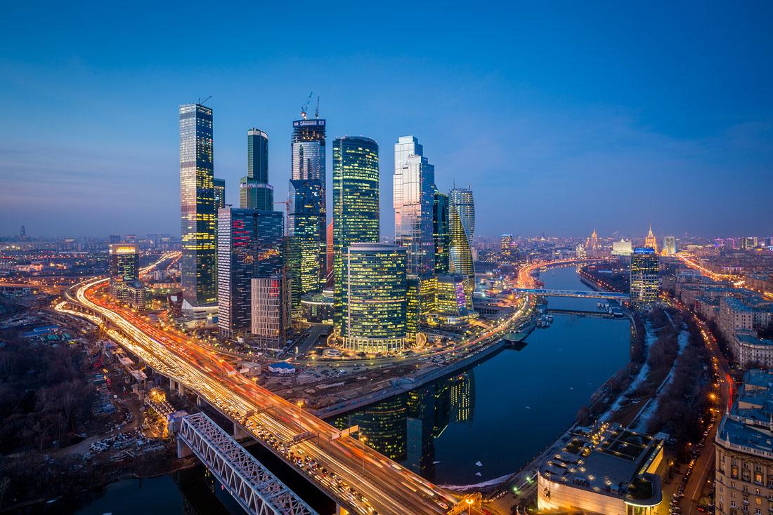 Москва и Россия