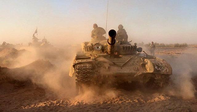 Новости Сирии. Сегодня 9 ноября 2017