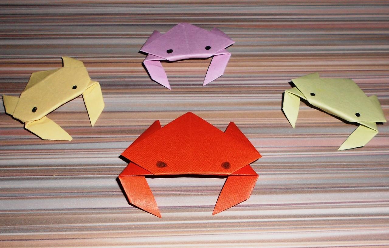 Как сделать из бумаги оригами смотреть видео