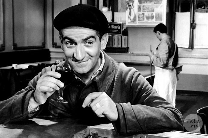 1. «Не пойман – не вор» (1958) Луи де Фюнес, день рождения, факты