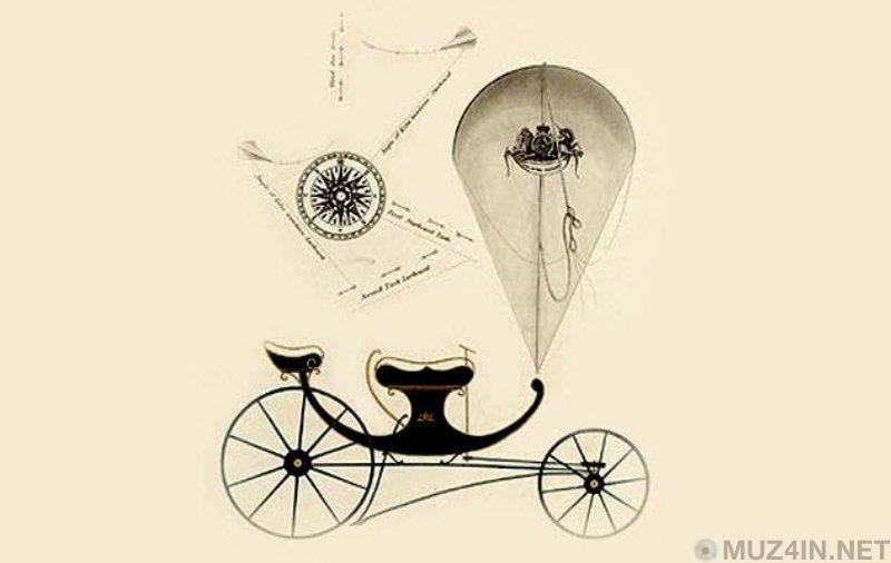 10 любопытных изобретений из прошлого, которые связаны с автомобилями